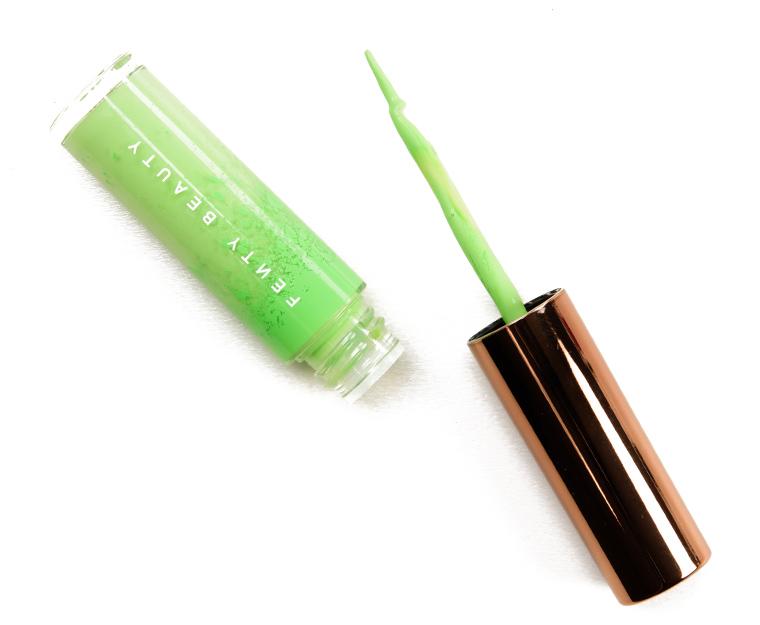Fenty Beauty Liquid Eyeliner Feva Lime Lime