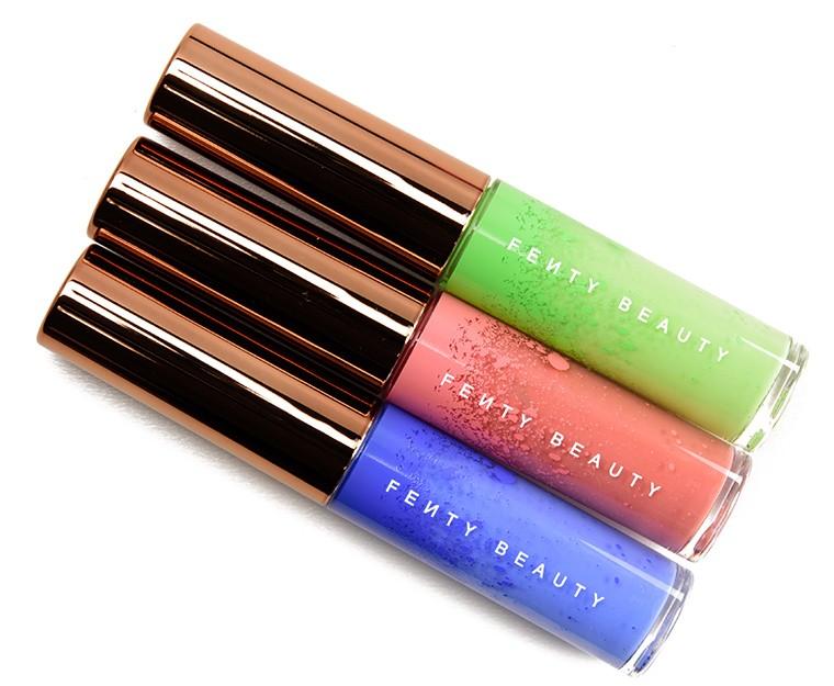 Fenty Beauty Baivid Vivid liquid eyeliner trio