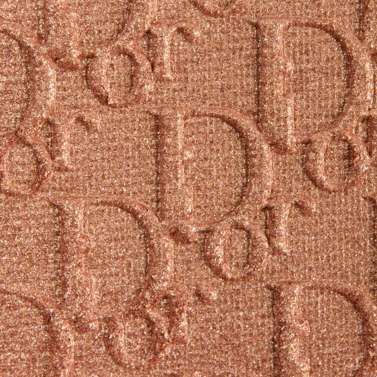 Backstage Highlighter Dior Bronze Eye Shadow