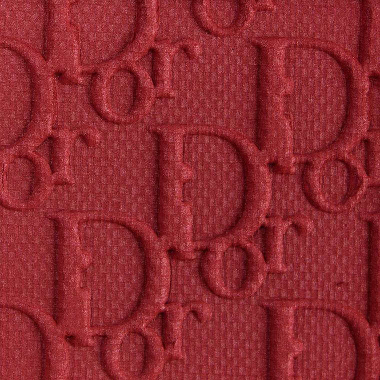 Dior Backstage Red Matte Dior eye shadow