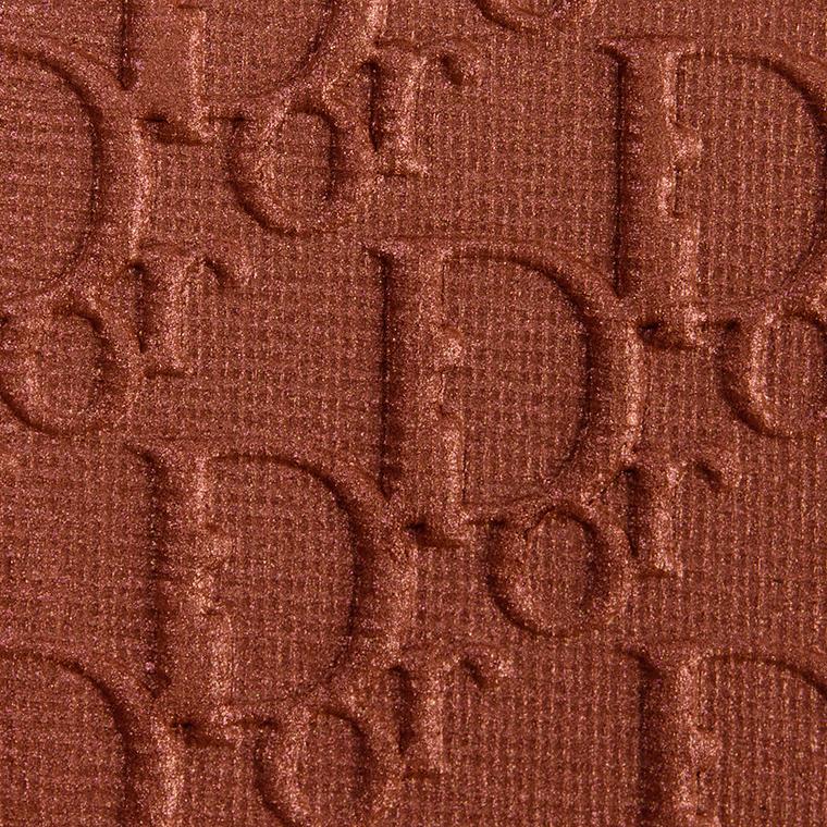 Dior Shimmer eye shadow Sienna Backstage