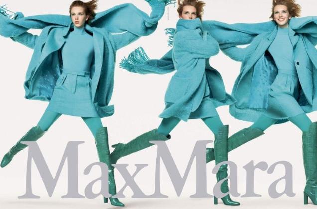 Max Mara F / W 2019.20 by Steven Meisel