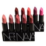"NARS pure lipstick color chart (x20) ""data-pin-nopin ="" 1"