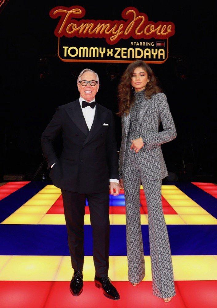 Tommy x Zendaya Spring 2019