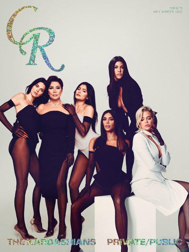 CR # 15 Fashion Notebook, Edition 2019: The Kardashians of Heji Shin