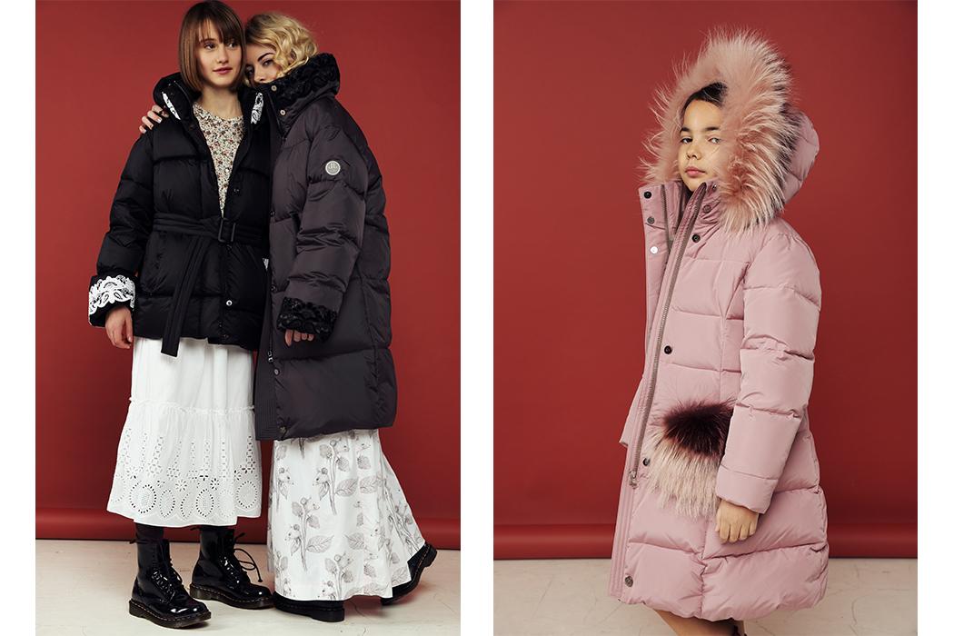 Jums Collection for children #winter # clothes #goosedown #puffacoats #jumskids