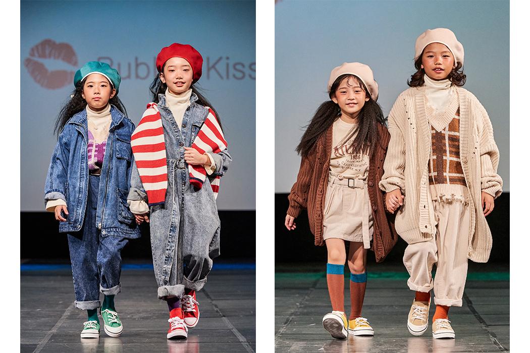Seoul Children's Fashion Show, Oct. 2019 #bubblekiss #koreanfashion # koreanbrands # children's shows