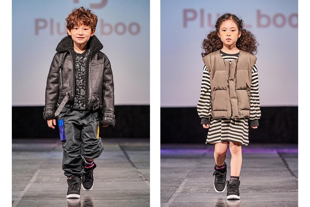 Seoul Children's Fashion Show, October 2019 #bubblekiss #koreanfashion # koreanbrands # children's shows #runwayshow #plusboo