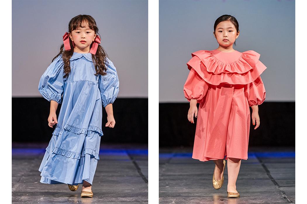 Seoul Children's Fashion Show, Oct 2019 # Mamansalon # Korean dresses # Korean brands # children's shows #runways shows