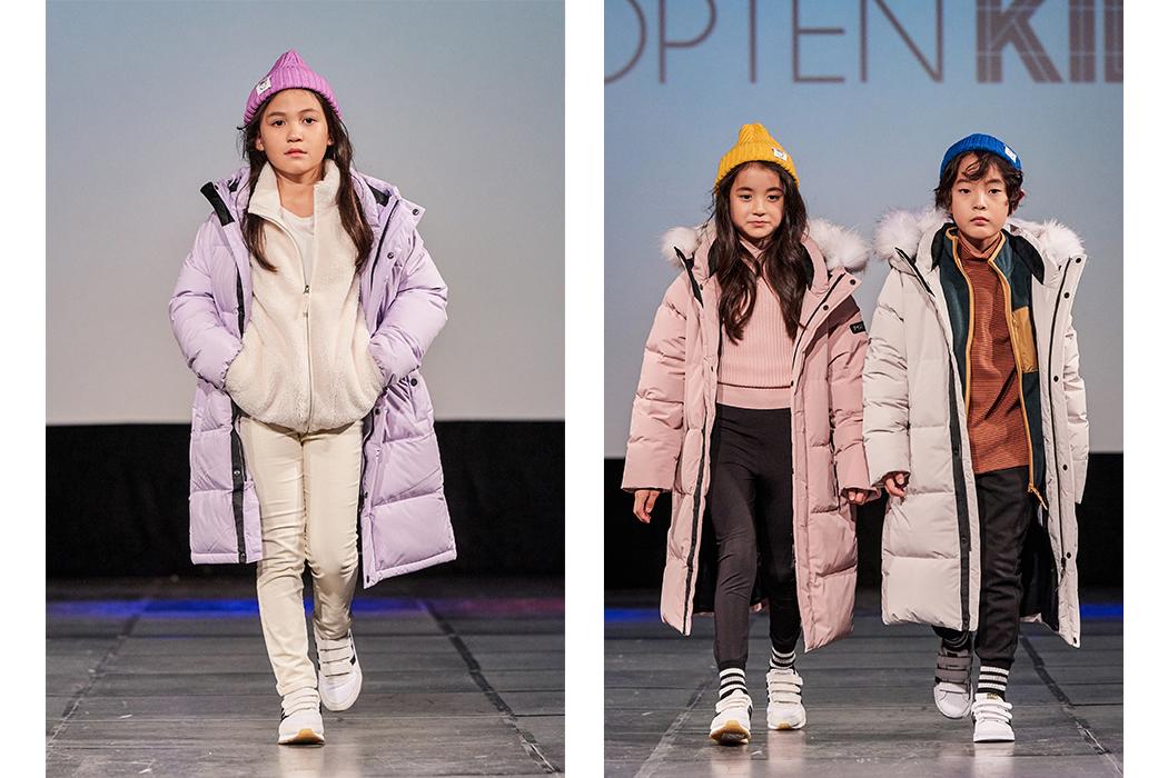 Seoul Children's Fashion Show, Oct. 2019
