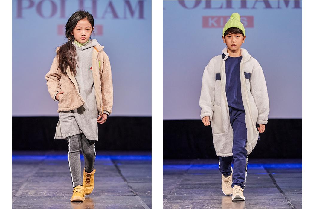 Seoul Children's Fashion Show, Oct. 2019 #bubblekiss #koreanfashion # koreanbrands # kidsfashionshow #runwayshow #fishing