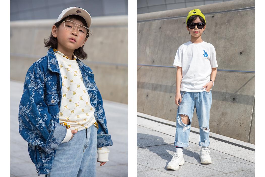 Mini Street Style at Seoul Fashion Week