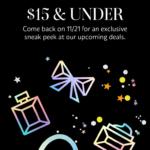 "Sephora Black Friday 2019: Preview coming 11/21 ""data-pin-nopin ="" 1"