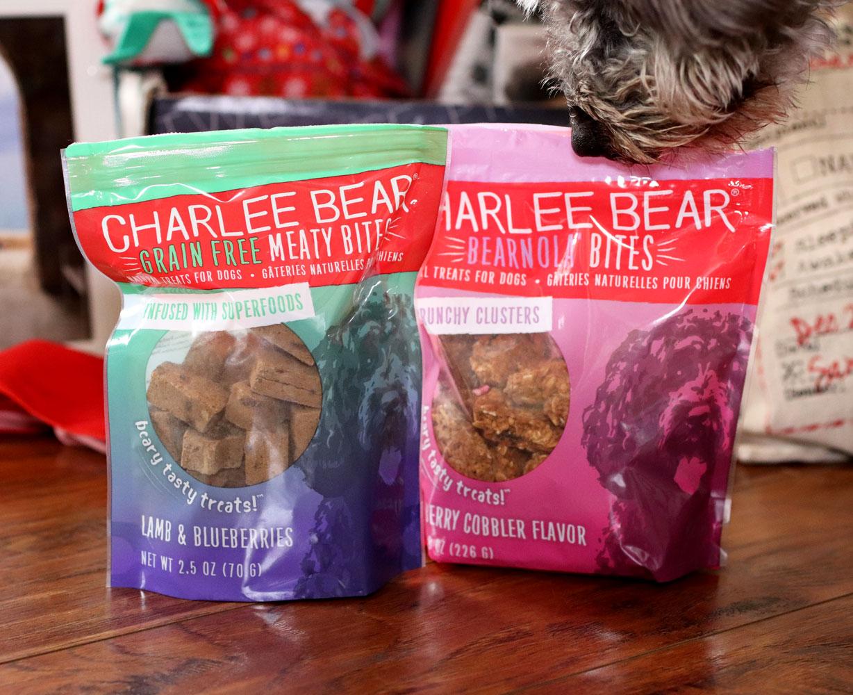 2019 Family Vacation Gift Guide - Charlee Bear Dog Treats