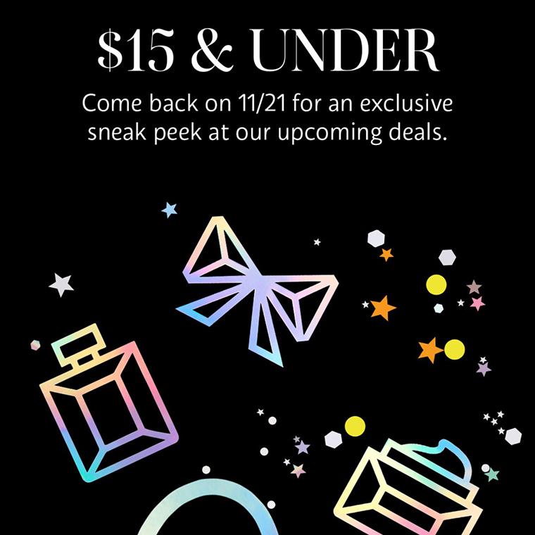 Sephora Black Friday 2019: Preview to come 11/21