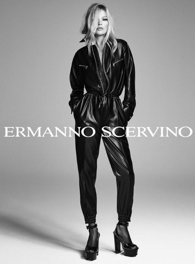 Ermanno Scervino S / S 2020: Kate Moss by Luigi & Iango