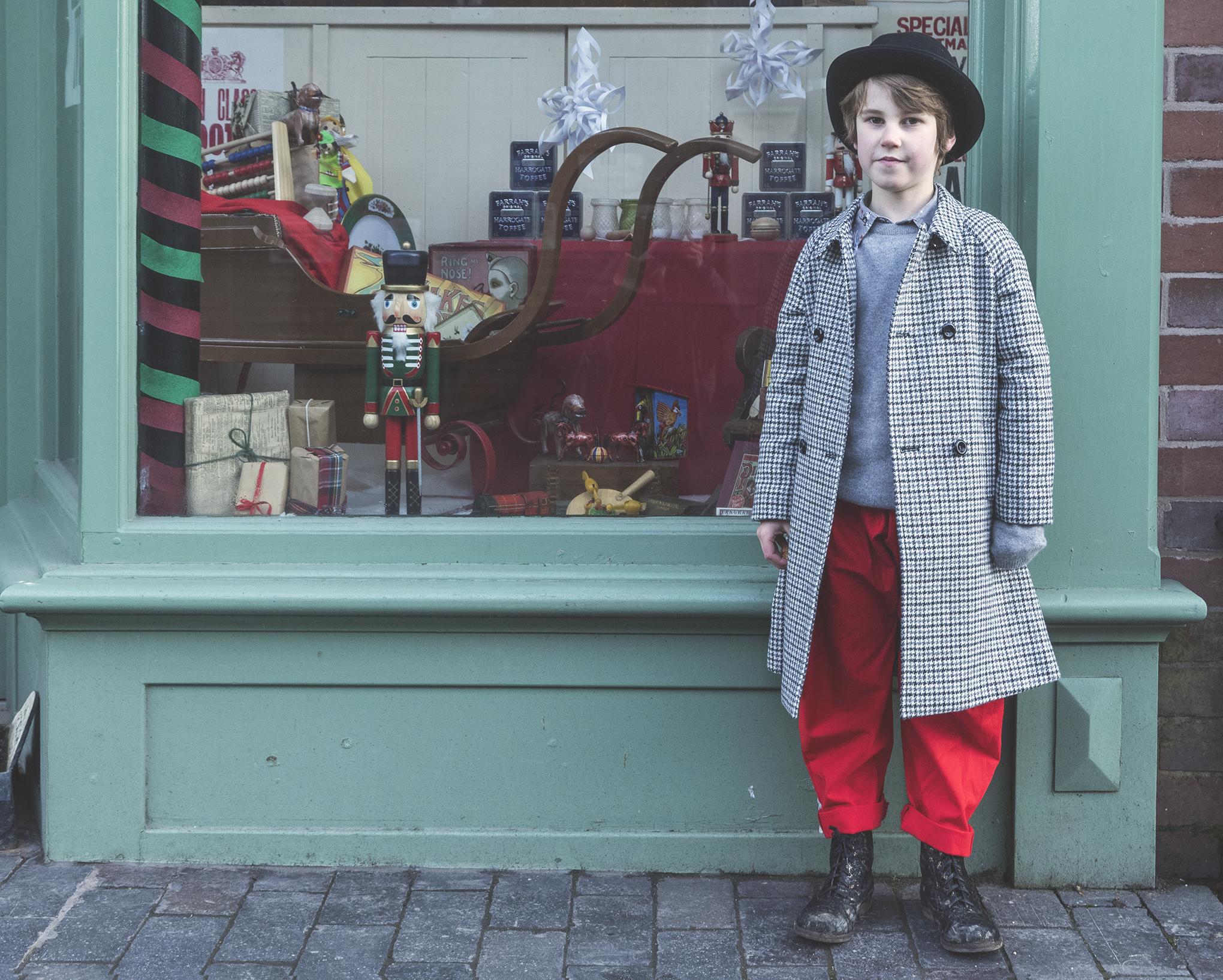 Natasha Bridges British Christmas