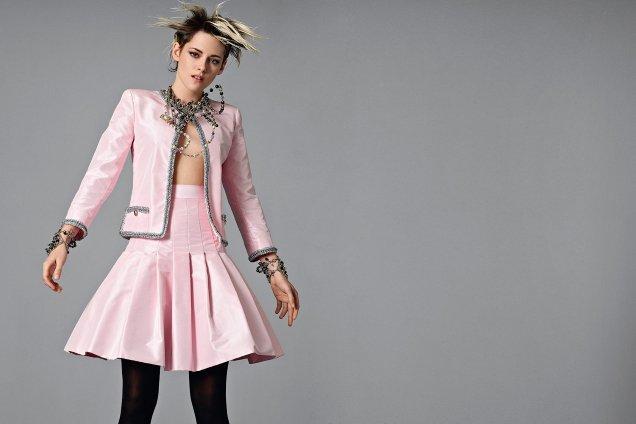 Chanel S / S 2020: Kristen Stewart by Jean-Baptiste Mondino