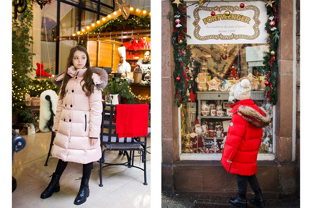 Jums Kids: From Paris With Love with Noyemi Pia #jumskids #wintercoats #kidsfashion #kidsstyle #ministyle #puffercoats #alexandraatach #latvianbrand #paris #winterinparis #noyemipia