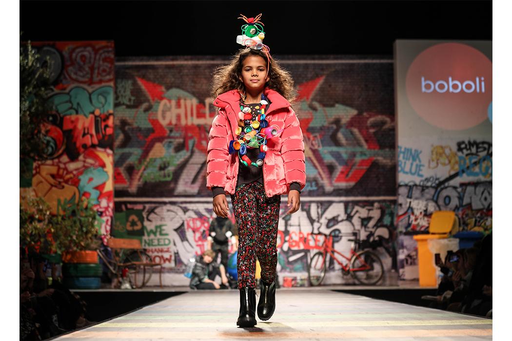 Pitti Bimbo 90: children's fashion show from Spain