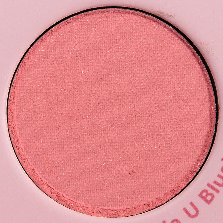 Pressed powder shadow U Blush Color Pop Made