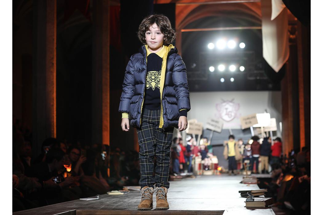 The world is our kingdom Il Gufo FW20 fashion show