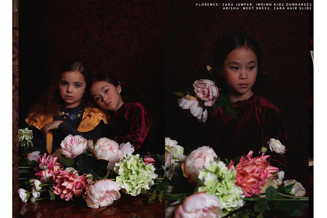 Editorial: Renaissance Girls