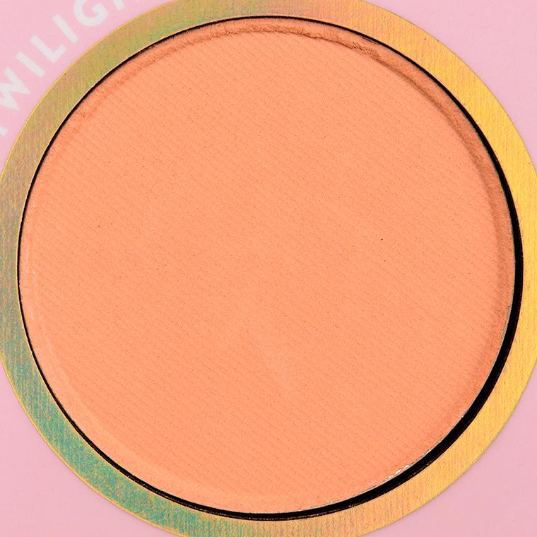 Color Pop Twilight Flash pressed powder shade