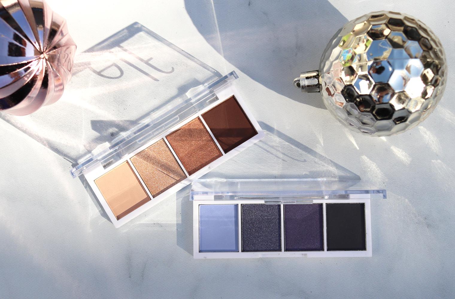 Elf Bite Size Eyeshadow Palettes